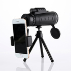 Portable Terrestrial Land Viewing Phone Monocular Telescope with Tripod