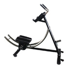 Ab Exercise Coaster Abdominal Fitness Machine