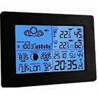 Multi-function Weather Station Barometer with Wireless Remote Sensor