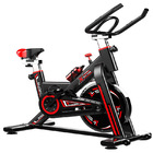 Fitplus Power Large Advanced Stationary Fitness Exercise Spin Bike