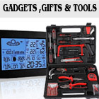 Gadgets, Gifts & Tools