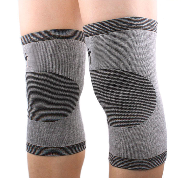 Bamboo Knee Support Brace Natural Healthy
