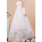 Eternity Gorgeous Wedding Dress White Bridal Gown T