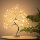108 LED Firefly Fairy Light Spirit Tree