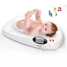 Digital Musical Baby Scale