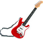 Kids Electric Guitar Toy (Red)