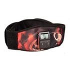 Ab Gym Belt Electronic Abdominal Fitness Tronic Fat Burning Work Out Program