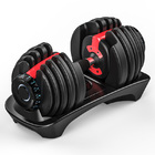 Adjustable Dumbbell Weights - 24kg (1 Unit)