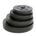 4 x 2.5kg Weight Plates Set 10kg Weights