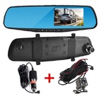 HD 1080P Advanced Reversing Camera Dual Front & Rear Car Dash Cam