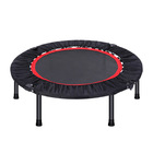 "40"" Foldable Mini Trampoline Home Fitness Gym"