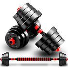 Fitplus Dumbbell Weights Set - 30kg (2 x 15kg)
