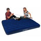 Intex Queen Classic Downy Inflatable Mattress Air Bed