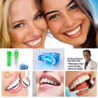 White Tooth Whitener System White Light Dental Care Whitening