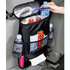 Car Back Seat Organizer with Insulated Cooler Bag