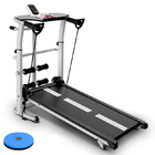 3 in 1 Multifunction Mechanical Treadmill, Sit Up, Waist Twister Exercise Machine
