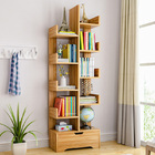 8 Level Display,Storage,Utility,Book Shelf Home Office Furniture Shelving (Natural Oak)