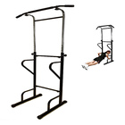 Adjustable Power Tower Dip Bar Chin Up Pull Up Stand Fitness Station