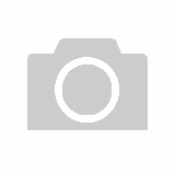 Studio Wood & Metal Computer Desk with Shelf (White)