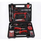 32PCS Tool Set Handy Household Repair Maintenance Kit In Box