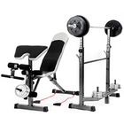 Fitpal 5 In 1 Multi-Station Weight Bench Press Home Gym