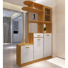 Grandeur Large Display Storage Shelf, Cabinet & Drawers