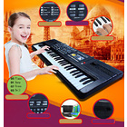 61 Keys Electronic Musical Keyboard Toy Piano