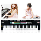 61 Keys Deluxe Electronic Musical Keyboard Piano