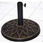 Alfresco Stylish Solid Umbrella Base Stand
