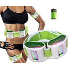 Rechargeable 8 in 1 Ab Slimming Belt Electronic Abdominal Gym