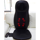 Fitplus Advanced 3D HD Shiatsu Home/Car Full Back and Neck Massage Seat