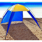 Island Sun Shelter 4-Person Beach Tent