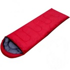Adventurer Thermal Sleeping Bag (Red)