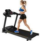 Pro Fitness Power Electric Treadmill Home Gym Exercise Machine