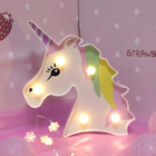 Magical Unicorn Night Light Lamp
