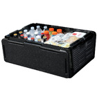 Large Cool Box Foldable Cooler Storage Insulation Chill Chest - 60 Cans